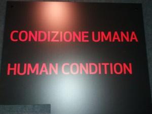 condizione umana