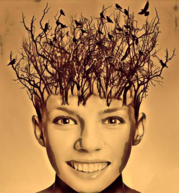 giardinaggio mentale