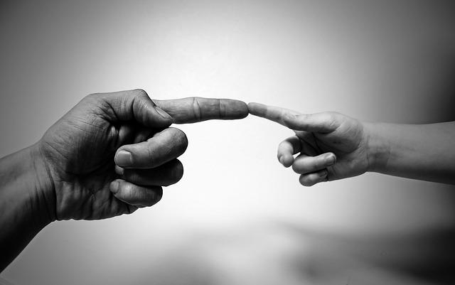 contatto umano